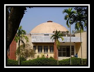 Description: Meghnad Saha Planetarium